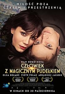The Man With The Magic Box - Poster / Capa / Cartaz - Oficial 1