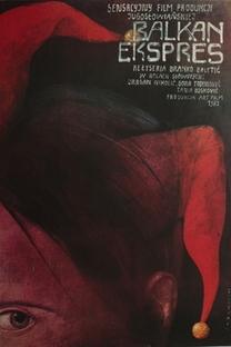 Balkan Ekspres - Poster / Capa / Cartaz - Oficial 2