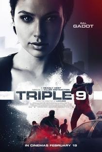 Triple 9: Polícia em Poder da Máfia - Poster / Capa / Cartaz - Oficial 11