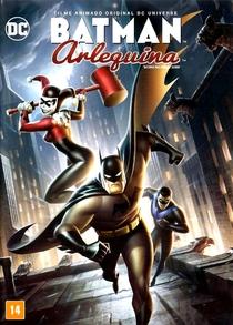 Batman e Arlequina: Pancadas e Risadas - Poster / Capa / Cartaz - Oficial 4