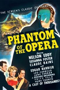 O Fantasma da Ópera - Poster / Capa / Cartaz - Oficial 8