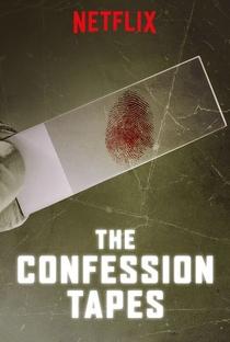 The Confession Tapes (2ª Temporada) - Poster / Capa / Cartaz - Oficial 1