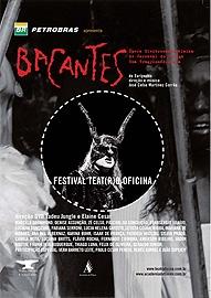Bacantes - Poster / Capa / Cartaz - Oficial 1
