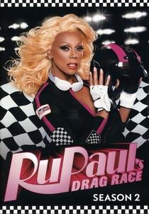 RuPaul & A Corrida das Loucas (2ª Temporada) - Poster / Capa / Cartaz - Oficial 1