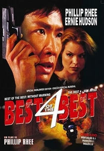 Best of the Best 4: Sem Aviso - Poster / Capa / Cartaz - Oficial 5
