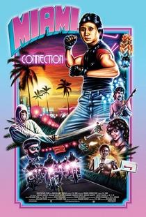 Conexão Miami - Poster / Capa / Cartaz - Oficial 4