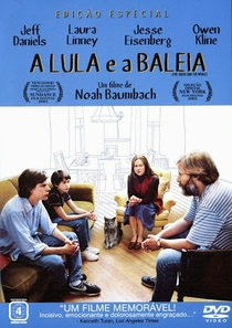 A Lula e a Baleia - Poster / Capa / Cartaz - Oficial 4
