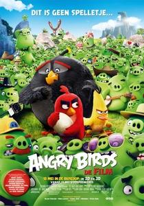 Angry Birds: O Filme - Poster / Capa / Cartaz - Oficial 8