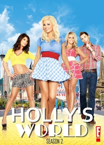 Holly's World (2ª Temporada) - Poster / Capa / Cartaz - Oficial 1