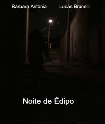 Noite de Édipo - Poster / Capa / Cartaz - Oficial 1