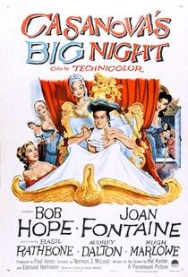 A Grande Noite de Casanova - Poster / Capa / Cartaz - Oficial 3