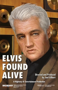 Elvis foi encontrado, VIVO! - Poster / Capa / Cartaz - Oficial 1