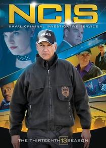 NCIS: Investigações Criminais (13ª temporada) - Poster / Capa / Cartaz - Oficial 1