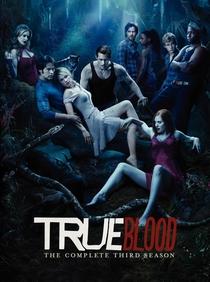 True Blood (3ª Temporada) - Poster / Capa / Cartaz - Oficial 1