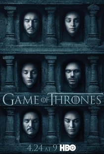 Game of Thrones (6ª Temporada) - Poster / Capa / Cartaz - Oficial 1