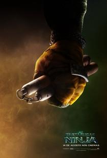 As Tartarugas Ninja - Poster / Capa / Cartaz - Oficial 7
