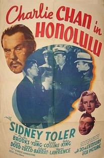 Charlie Chan em Honolulu - Poster / Capa / Cartaz - Oficial 1