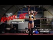 Kimber Lee - She's a Wrestler - Poster / Capa / Cartaz - Oficial 2