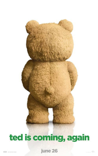 Ted 2 - Poster / Capa / Cartaz - Oficial 2