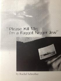 'Please Kill Me, I'm a Faggot Nigger Jew' - Poster / Capa / Cartaz - Oficial 1