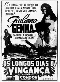 Dias de Vingança - Poster / Capa / Cartaz - Oficial 5