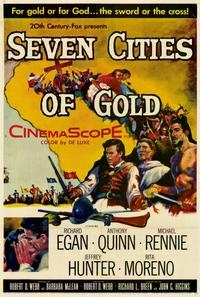 Sete Cidades de Ouro - Poster / Capa / Cartaz - Oficial 1
