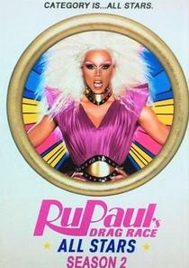 RuPaul's Drag Race: All Stars (2° Temporada) - Poster / Capa / Cartaz - Oficial 1