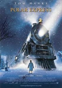 O Expresso Polar - Poster / Capa / Cartaz - Oficial 1