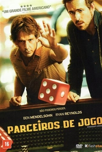 Parceiros de Jogo - Poster / Capa / Cartaz - Oficial 2