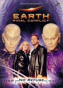 Terra: Conflito Final (3ª Temporada) - Poster / Capa / Cartaz - Oficial 2