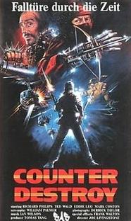 Counter Destroyer - Poster / Capa / Cartaz - Oficial 1
