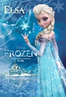 Frozen - Uma Aventura Congelante - Poster / Capa / Cartaz - Oficial 9
