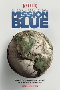 Missão Azul - Poster / Capa / Cartaz - Oficial 2