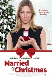 Married by Christmas - Poster / Capa / Cartaz - Oficial 1