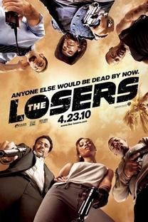 Os Perdedores - Poster / Capa / Cartaz - Oficial 3