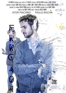 Erro 404 - Poster / Capa / Cartaz - Oficial 1