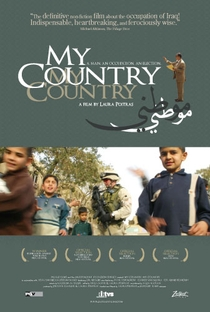 My Country My Country - Poster / Capa / Cartaz - Oficial 1