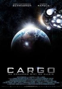 Cargo - O Espaço é Gelado - Poster / Capa / Cartaz - Oficial 3