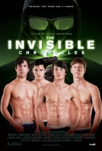 The Invisible Chronicles - Poster / Capa / Cartaz - Oficial 1