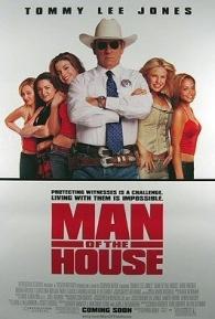 O Homem da Casa - Poster / Capa / Cartaz - Oficial 1