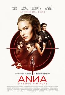 Anna - O Perigo Tem Nome - Poster / Capa / Cartaz - Oficial 1
