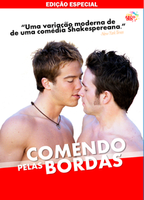 Comendo Pelas Bordas - Poster / Capa / Cartaz - Oficial 2