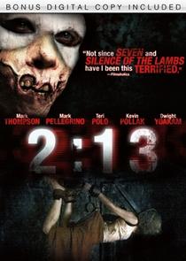 2:13 - Poster / Capa / Cartaz - Oficial 3