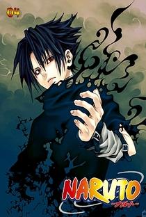 Naruto (4ª Temporada) - Poster / Capa / Cartaz - Oficial 2