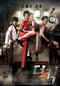 The Kick - Poster / Capa / Cartaz - Oficial 1