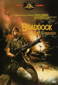 Braddock - O Super Comando - Poster / Capa / Cartaz - Oficial 1