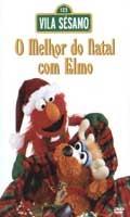 Vila Sésamo - O Melhor do Natal com Elmo - Poster / Capa / Cartaz - Oficial 1