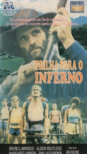 Trilha Para o Inferno - Poster / Capa / Cartaz - Oficial 2