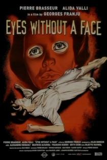 Os Olhos Sem Rosto - Poster / Capa / Cartaz - Oficial 8