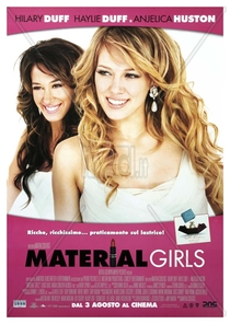 Material Girls - Poster / Capa / Cartaz - Oficial 3